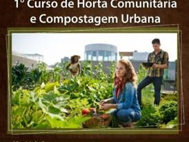 Projeto Composta Guará oferece curso gratuito sobre sustentabilidade