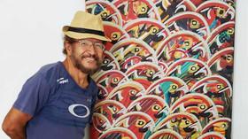 Toninho de Souza doa obra para nova sede da Artise