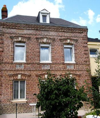 Rénovation brique Rouen, Seine-Maritime