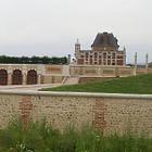 Restauration enceinte du château