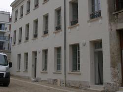 Ravalement immeuble Louviers