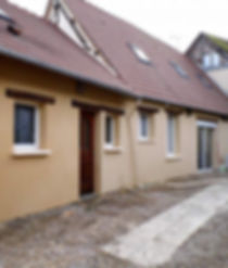 Rénovation mainson à Gisors, Eure