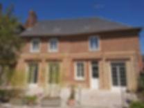 Rénovation et ravallement de façade dans le 76, 27, 78,95
