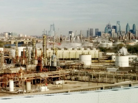 Closing of PES Refinery