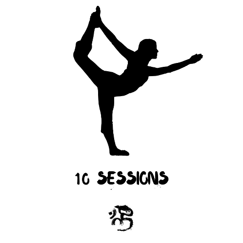 10 Private Training Sessions