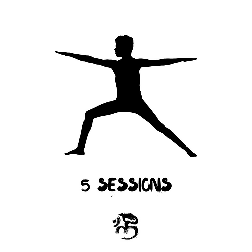5 Private Training Sessions