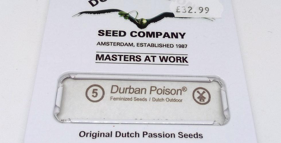 Durban poison 5 pack