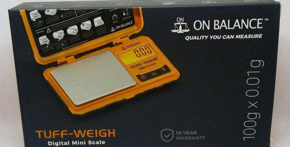 Tuff weigh