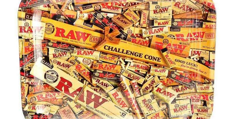 Raw tray large
