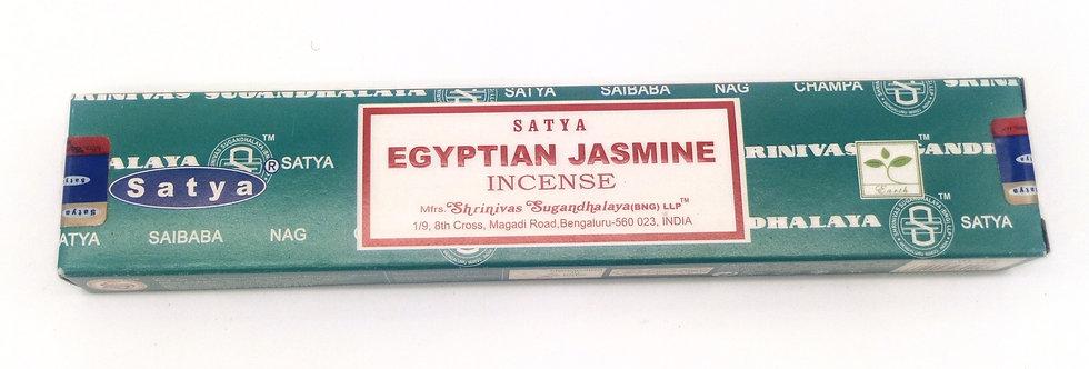 Satya Egyptian Jasmine incense