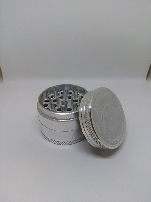 4 piece silver ganesh