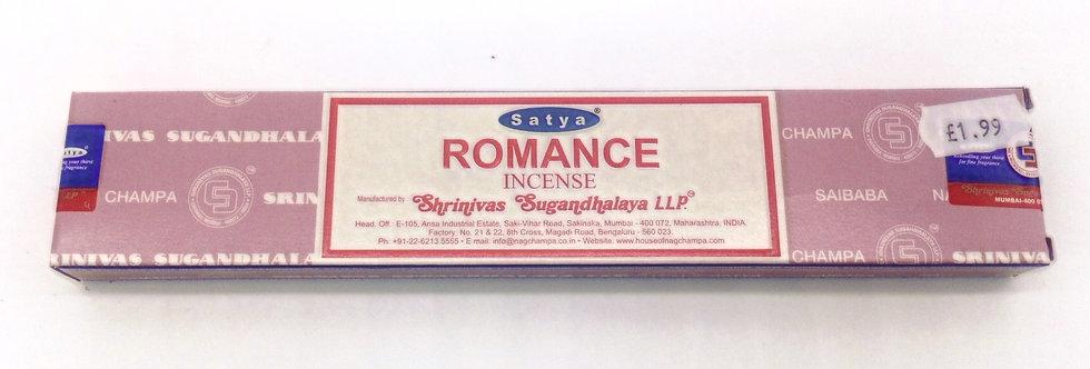 Satya Romance Incense