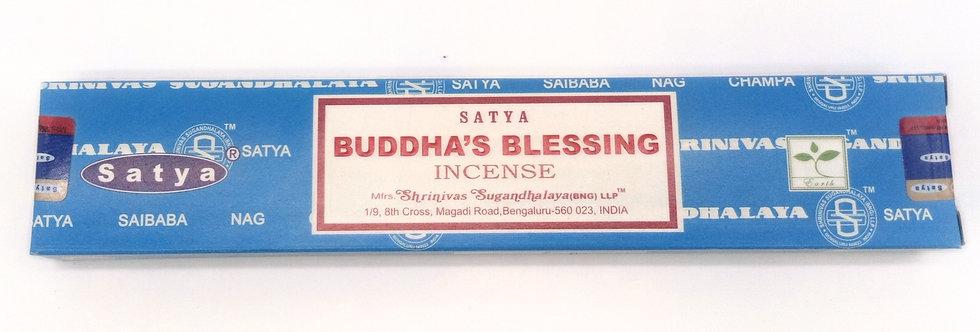 Satya Buddhas Blessing incense