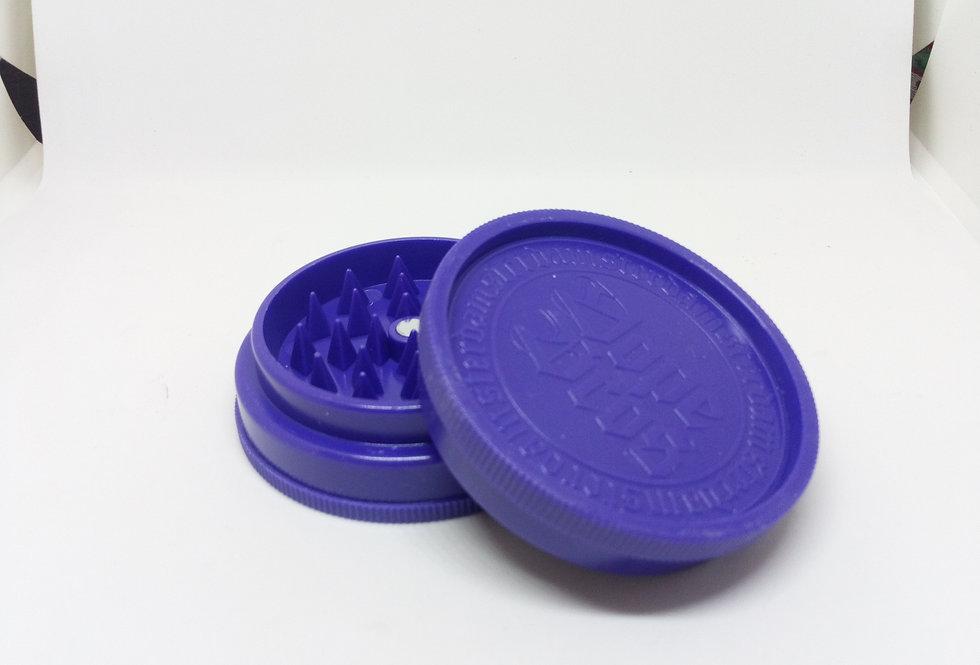 2 piece plastic grinder