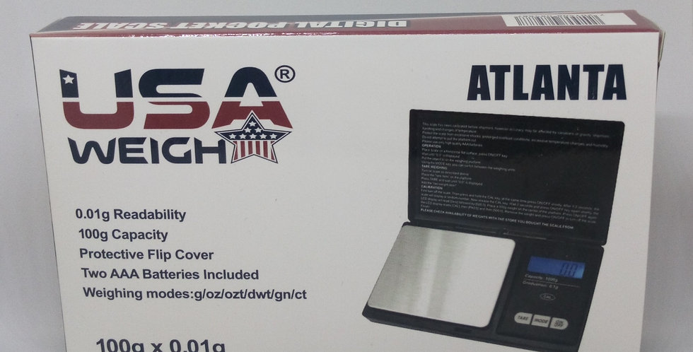 USA weigh Atlanta