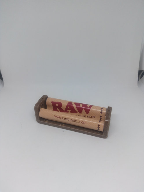 single raw roller
