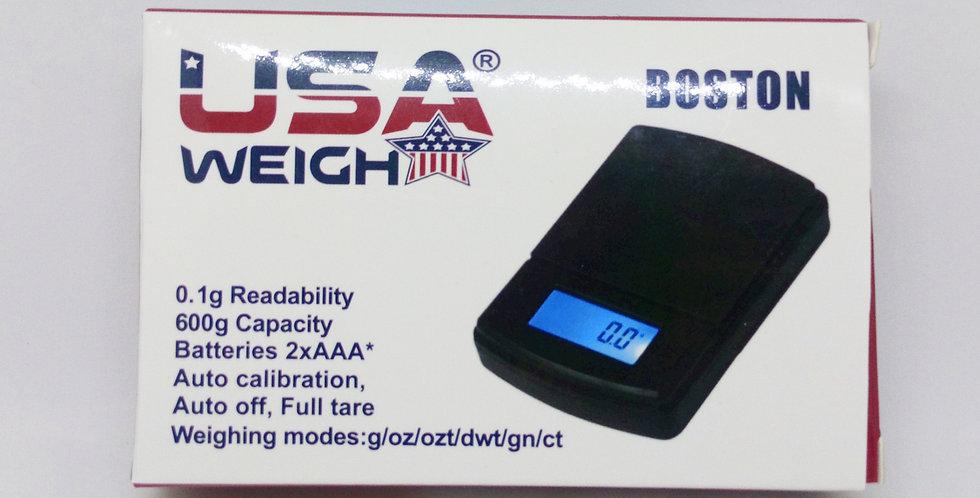 USA weigh