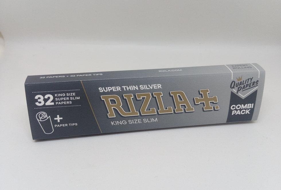 rizla silver connoisseur