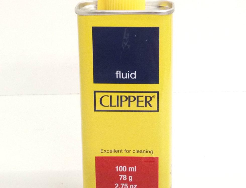 Clipper lighter fluid
