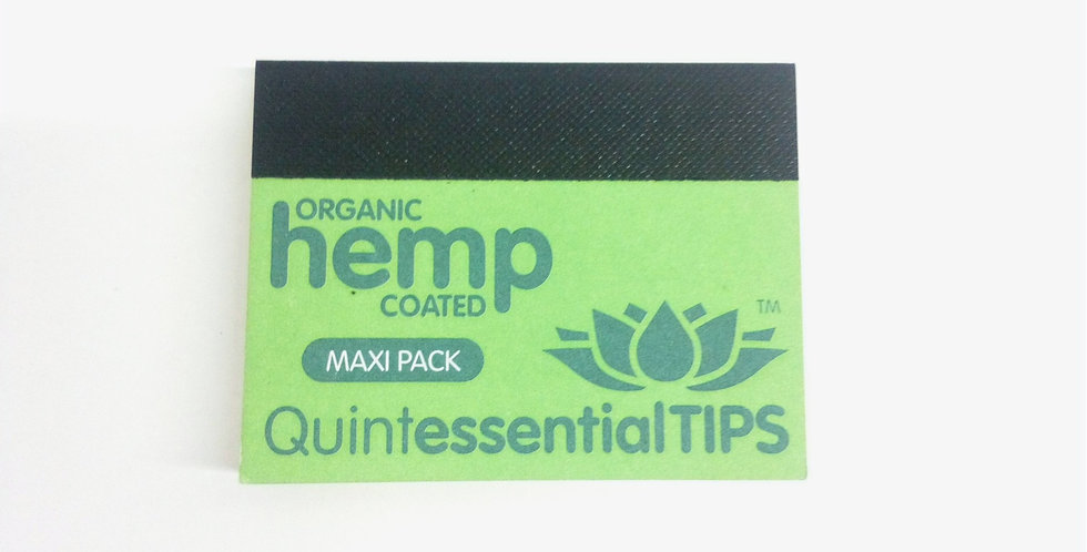 quintessential hemp tips maxi pack