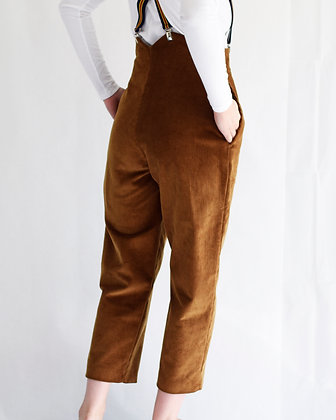 Grandpa Corduroy Trousers