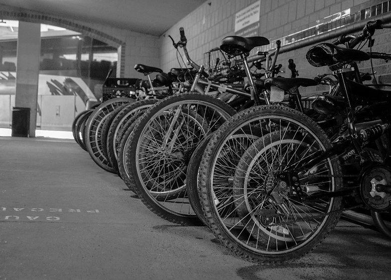 Downtown Laredo Bikes