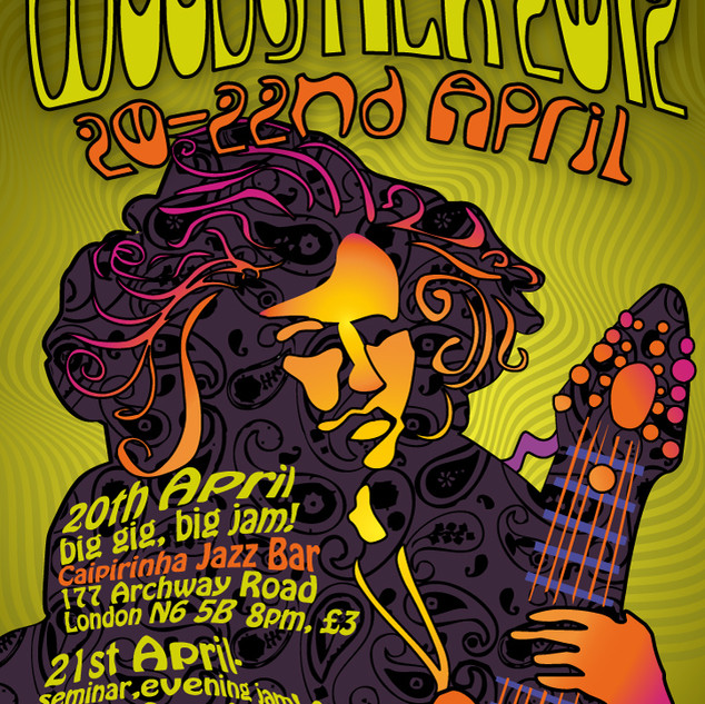 Woodstick Festival  | Poster