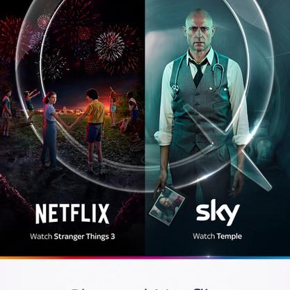 Sky Q | Sky Creative