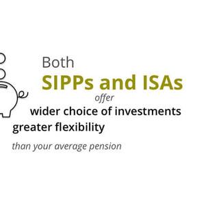 Sipp V ISA