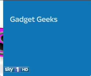 Gadget Geeks | Sky One