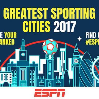 Greatest Sporting Cities | ESPN