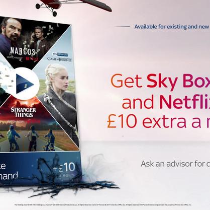 Sky Box Sets | Sky Creative