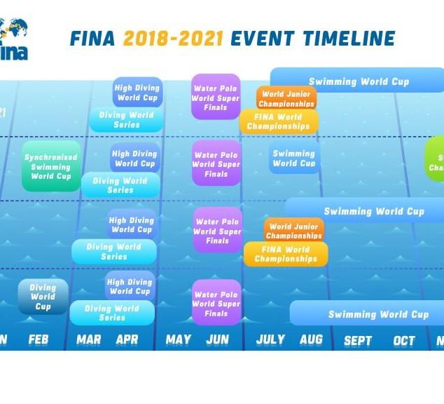 Fina Event Calendar