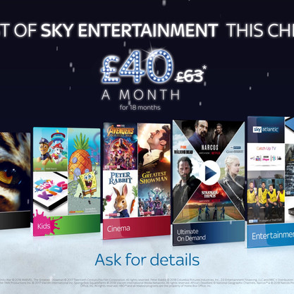 Sky Christmas | Sky Creative