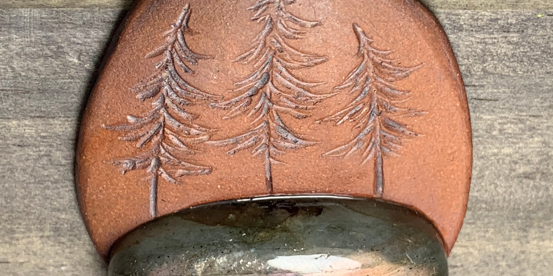 Labradorite Gemstone Necklace Pendant