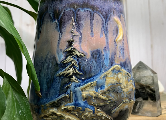 Lone Pine Moon Thumb Cup (no handle)
