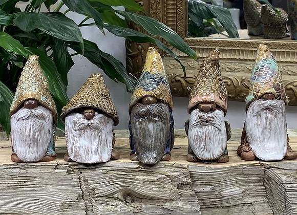 """Big Gnomes approx 4"""" tall"""