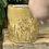 Thumbnail: Pale Honey *wonky rim* colour hard to capture on camera