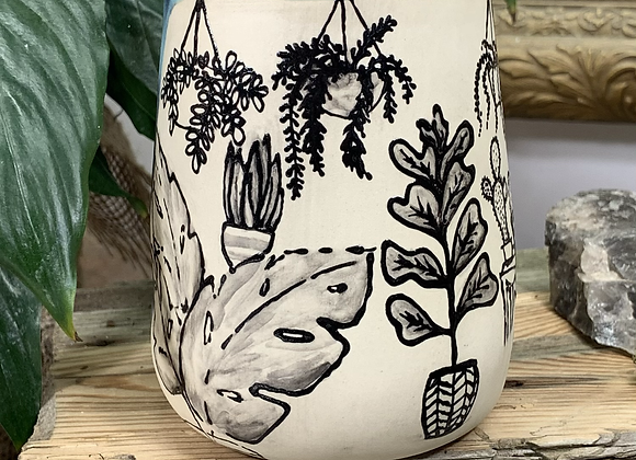 32. House Plants Cup (no handle)