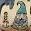 Thumbnail: 25. Gnome Cup *beauty mark on mushroom cap (no handle)