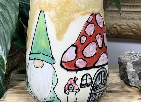 22. Gnome Cup (no handle)