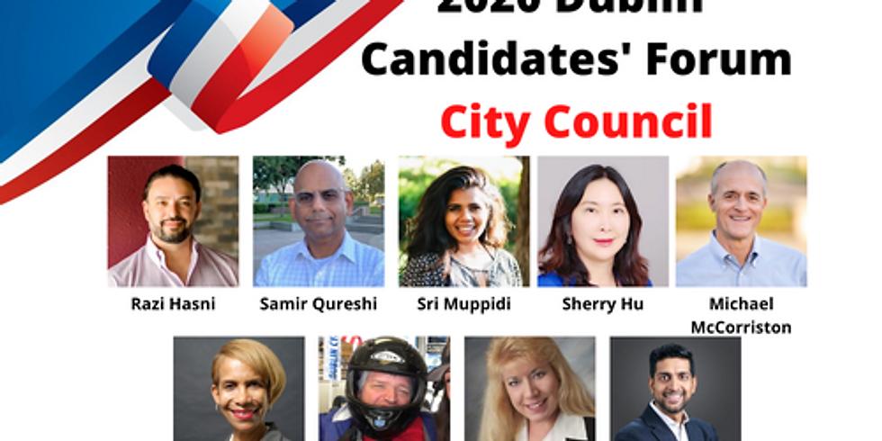 2020 Dublin Candidates Forum