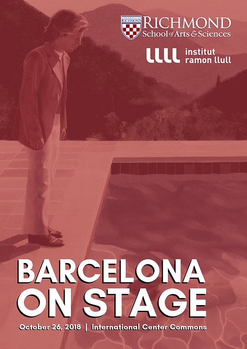 Barcelona on Stage Symposium Program