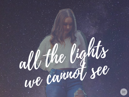 all the lights we cannot see