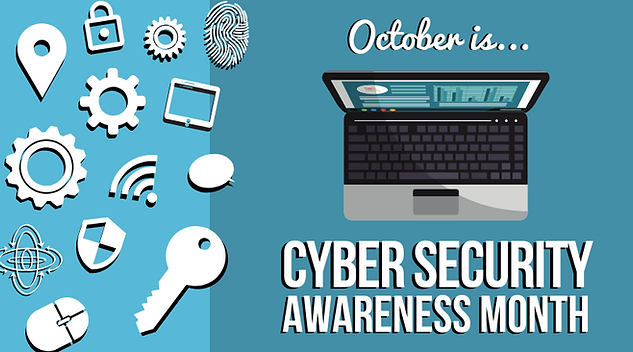 Cyber Security Awareness Month 2018