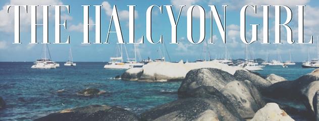 The Halcyon Girl Facebook Cover