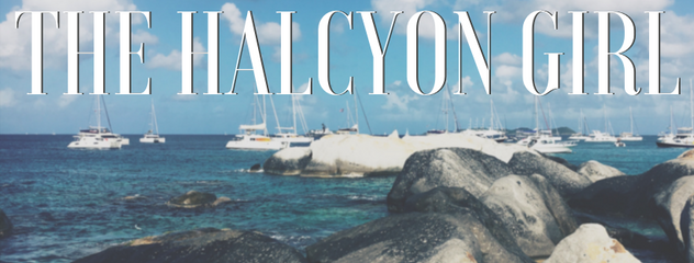 The Halcyon Girl Facebook Cover