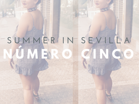 Summer in Sevilla: Post #5