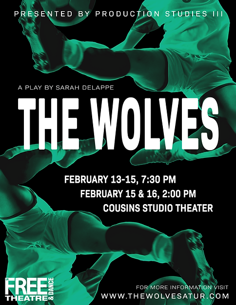 The Wolves: Production Poster