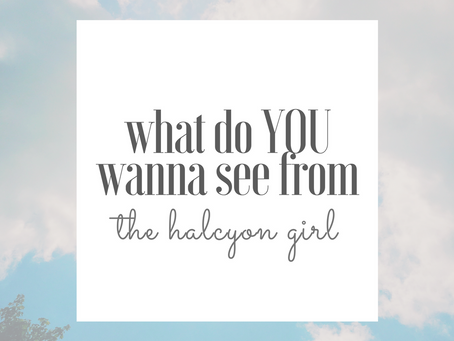 What do you wanna see from HG?